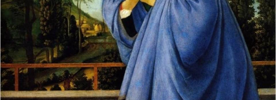16_Filippino_Lippi_Madonna_in_adorazione_del_Bambino_Firenze_Galleria_degli_Uffizi